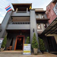 Отель Hi Karon Beach вид на фасад