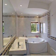 Отель La Culla degli Angeli Италия, Амальфи - отзывы, цены и фото номеров - забронировать отель La Culla degli Angeli онлайн ванная