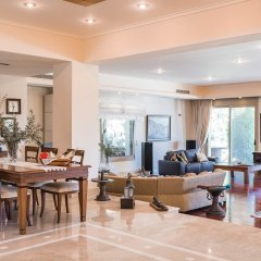 Отель Bello Blu Luxury Villa Родос интерьер отеля фото 2