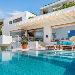 Villa Mahal Турция, Патара - отзывы, цены и фото номеров - забронировать отель Villa Mahal - Adults Only онлайн бассейн фото 3