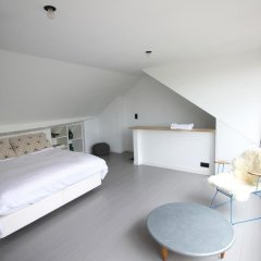 Отель B&B Caravan'Sérail Бельгия, Брюссель - отзывы, цены и фото номеров - забронировать отель B&B Caravan'Sérail онлайн комната для гостей фото 3