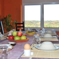 Отель Buddha Peaceful Oasis Алкасер-ду-Сал питание фото 3