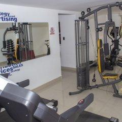 Отель Vizcaya Real Колумбия, Кали - отзывы, цены и фото номеров - забронировать отель Vizcaya Real онлайн фитнесс-зал фото 4