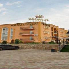Гостиница Premier Hotel Shafran Украина, Сумы - отзывы, цены и фото номеров - забронировать гостиницу Premier Hotel Shafran онлайн парковка
