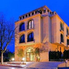 Отель Парк-Отель Сандански Болгария, Сандански - отзывы, цены и фото номеров - забронировать отель Парк-Отель Сандански онлайн вид на фасад