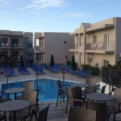 Creta Verano Hotel бассейн