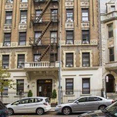 Отель Morningside Inn Нью-Йорк