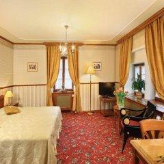 Отель Chateau St. Havel - wellness Hotel Чехия, Прага - отзывы, цены и фото номеров - забронировать отель Chateau St. Havel - wellness Hotel онлайн комната для гостей