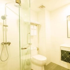 Hemingways Silk Hotel ванная
