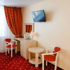 Гостиница Амакс Юбилейная 3* Стандартный номер с разными типами кроватей фото 15