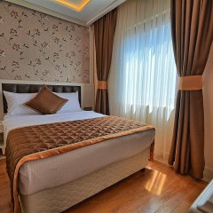 Samir Deluxe Hotel комната для гостей фото 5