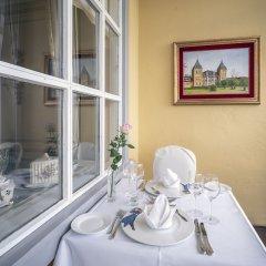 Отель Hotell Refsnes Gods балкон