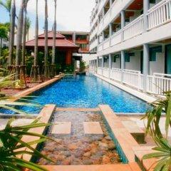 Отель Honey Resort, Kata Beach Таиланд, Пхукет - 1 отзыв об отеле, цены и фото номеров - забронировать отель Honey Resort, Kata Beach онлайн бассейн фото 2