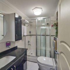Отель Istanbul Garden Suite ванная