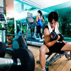 Отель Royal Princess Larn Luang фитнесс-зал фото 4
