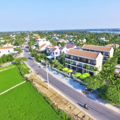 Отель Hoi An Field Boutique Resort & Spa пляж фото 2