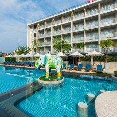 Отель Ramada by Wyndham Phuket Deevana Patong детские мероприятия фото 3