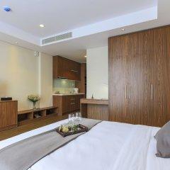 Отель Aurora Serviced Apartments - Adults Only Вьетнам, Хошимин - отзывы, цены и фото номеров - забронировать отель Aurora Serviced Apartments - Adults Only онлайн комната для гостей