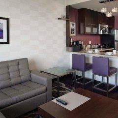 Отель Residence Inn Los Angeles L.A. LIVE США, Лос-Анджелес - отзывы, цены и фото номеров - забронировать отель Residence Inn Los Angeles L.A. LIVE онлайн комната для гостей фото 3