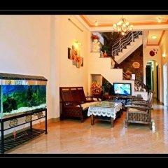 Отель Green Garden Homestay интерьер отеля