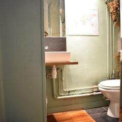 Отель Cosy Studio Apartment in Paris 14th Франция, Париж - отзывы, цены и фото номеров - забронировать отель Cosy Studio Apartment in Paris 14th онлайн ванная