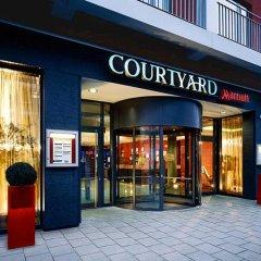 Отель Courtyard by Marriott Munich City Center развлечения