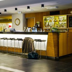 Отель Scandic St Jörgen Швеция, Мальме - отзывы, цены и фото номеров - забронировать отель Scandic St Jörgen онлайн гостиничный бар