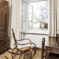 Апартаменты Old Town Charm Apartment Варшава балкон
