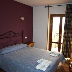 Отель El Churron Сабиньяниго комната для гостей