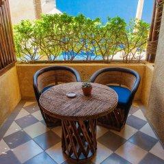 Отель Casa Natalia Boutique Hotel Мексика, Сан-Хосе-дель-Кабо - отзывы, цены и фото номеров - забронировать отель Casa Natalia Boutique Hotel онлайн балкон