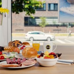B&B Hotel Frankfurt-Hbf питание