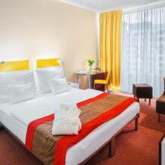 Отель Andel's by Vienna House Prague 4* Стандартный номер с различными типами кроватей фото 7
