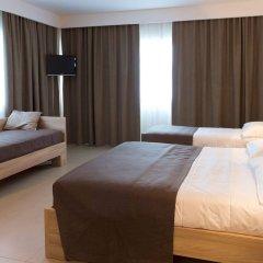 Hotel Dimorae Чивитанова-Марке комната для гостей