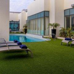 Отель First Central Hotel Suites ОАЭ, Дубай - 11 отзывов об отеле, цены и фото номеров - забронировать отель First Central Hotel Suites онлайн бассейн фото 3
