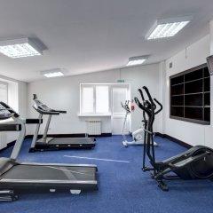 Президент Отель фитнесс-зал фото 4