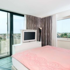 Отель nhow Berlin балкон