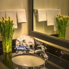 Отель Fairfield Inn by Marriott Washington D.C. США, Вашингтон - отзывы, цены и фото номеров - забронировать отель Fairfield Inn by Marriott Washington D.C. онлайн ванная фото 2