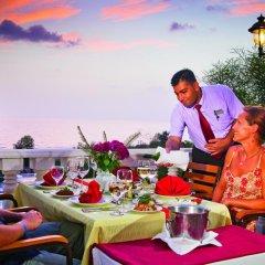 Iz Flower Side Beach Hotel All Inclusive Турция, Сиде - отзывы, цены и фото номеров - забронировать отель Iz Flower Side Beach Hotel All Inclusive онлайн питание