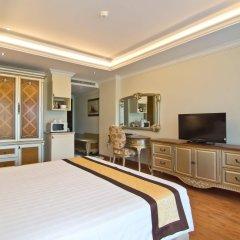 Отель LK The Empress Таиланд, Паттайя - 3 отзыва об отеле, цены и фото номеров - забронировать отель LK The Empress онлайн комната для гостей фото 2