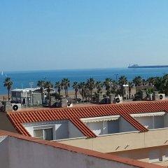 Отель Valencia Beach Suites Wifi Fibra пляж