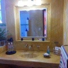 Отель Maria Del Alma Guest House Мексика, Мехико - отзывы, цены и фото номеров - забронировать отель Maria Del Alma Guest House онлайн ванная фото 2