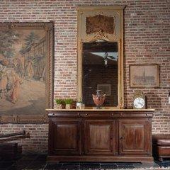 Отель Unique Apartment In Historic Mansion Бельгия, Антверпен - отзывы, цены и фото номеров - забронировать отель Unique Apartment In Historic Mansion онлайн интерьер отеля фото 3