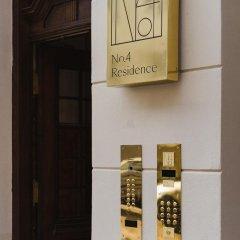 Отель No.4 Residence Варшава фото 5