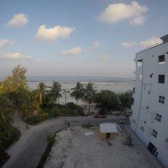Отель Express Inn Мальдивы, Мале - отзывы, цены и фото номеров - забронировать отель Express Inn онлайн пляж