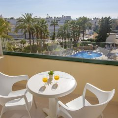 Отель Hipotels Marfil Playa балкон