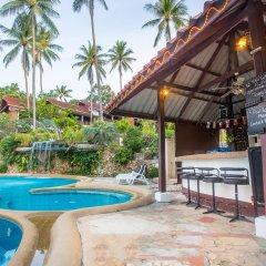 Отель Nova Samui Resort бассейн
