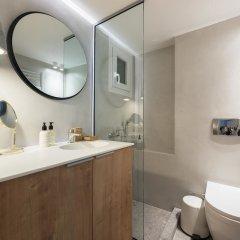 Отель Boho City Греция, Салоники - отзывы, цены и фото номеров - забронировать отель Boho City онлайн ванная фото 2