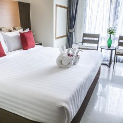 Отель Citin Pratunam Bangkok By Compass Hospitality 3* Номер Делюкс фото 12