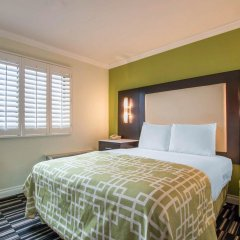 Отель Rodeway Inn Los Angeles комната для гостей фото 5