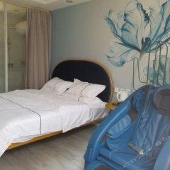 Отель Badaling Tieguowang Inn Beijing комната для гостей фото 4